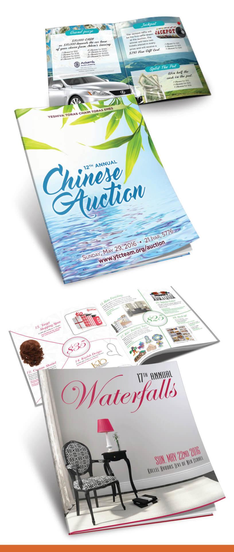 Auction Journals